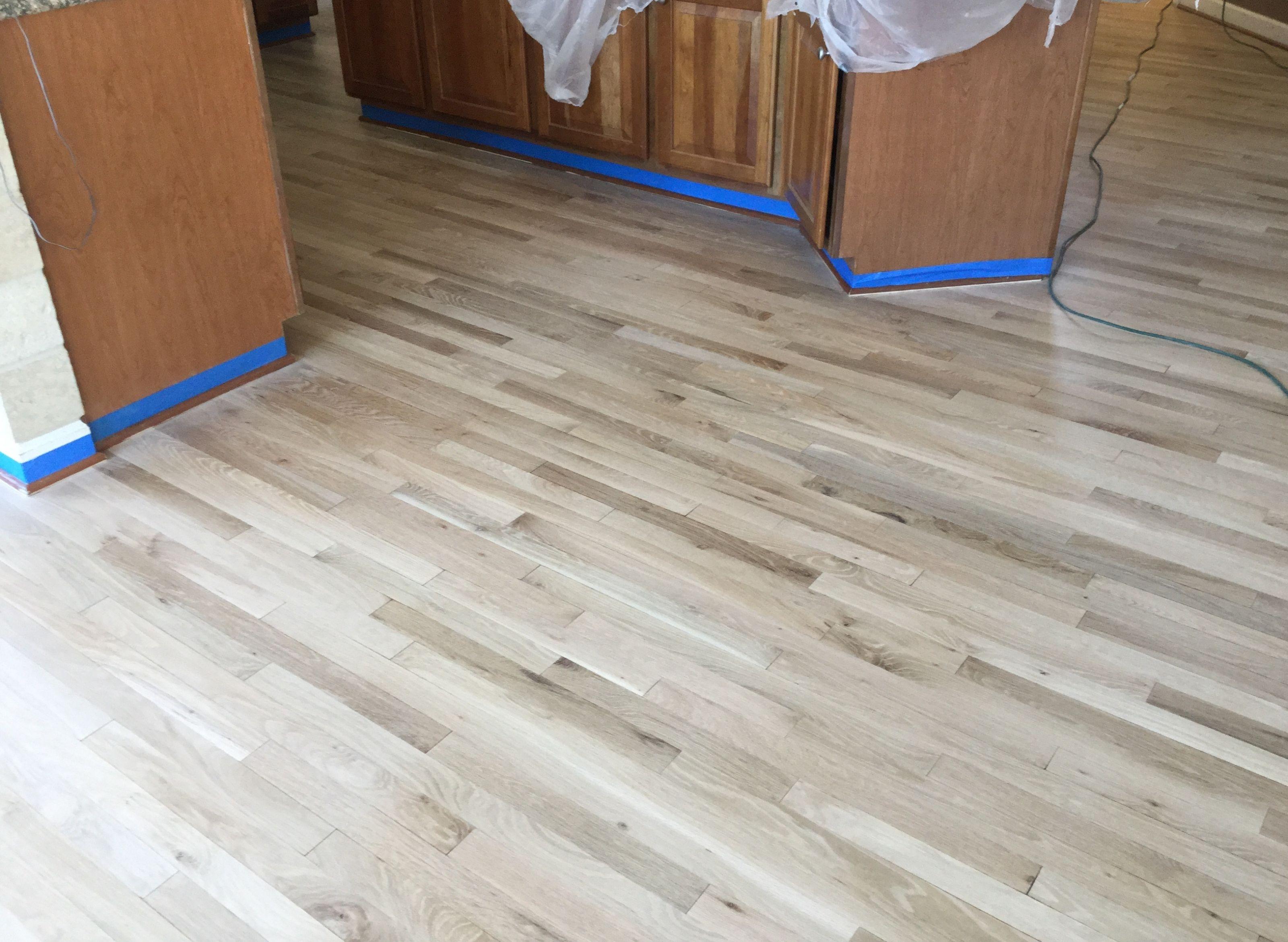 Hardwood Floor Refinishing Staining Egg Harbor Township